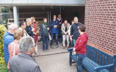"""Vrijwilligers werkgroepen bezichtigen """"t Laefhoês"""""""