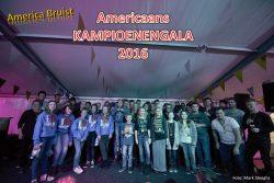 Americaans Kampioenengala 2016