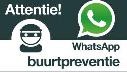 Logo WhatsApp Buurtpreventie