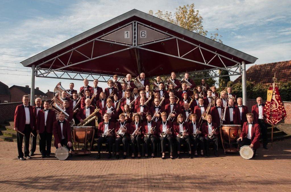 Nieuwe groepsfoto MV St. Ceacilia