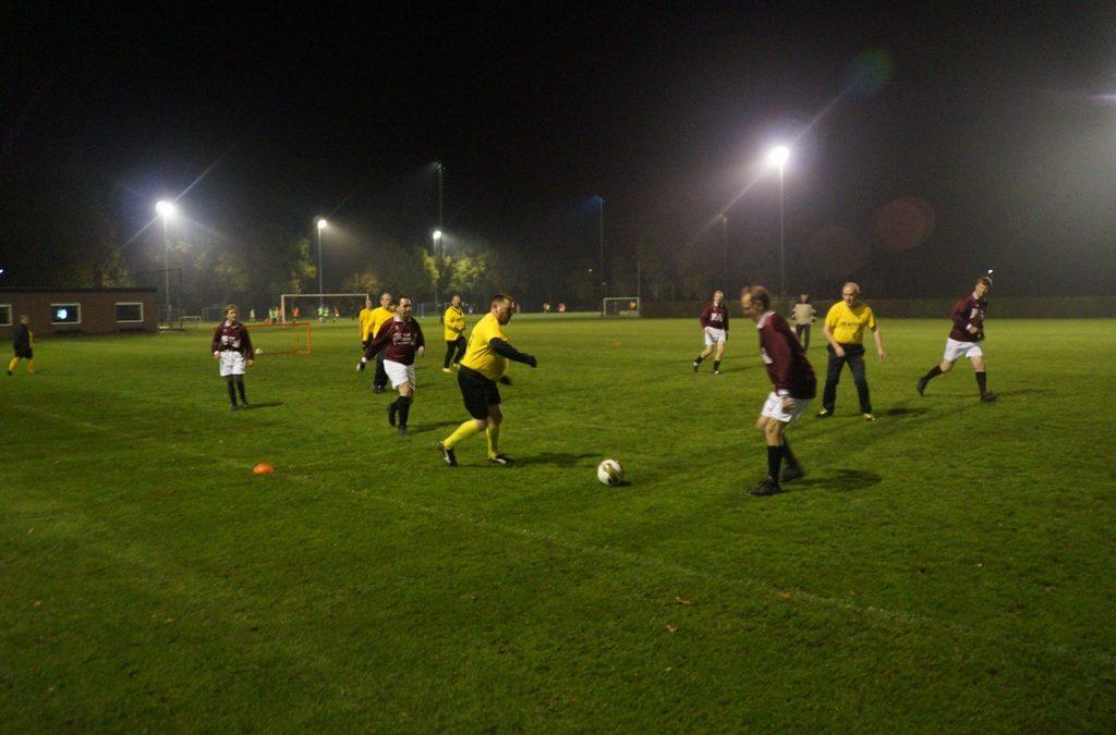 Wandelvoetbal AVV/Meterik – VVV
