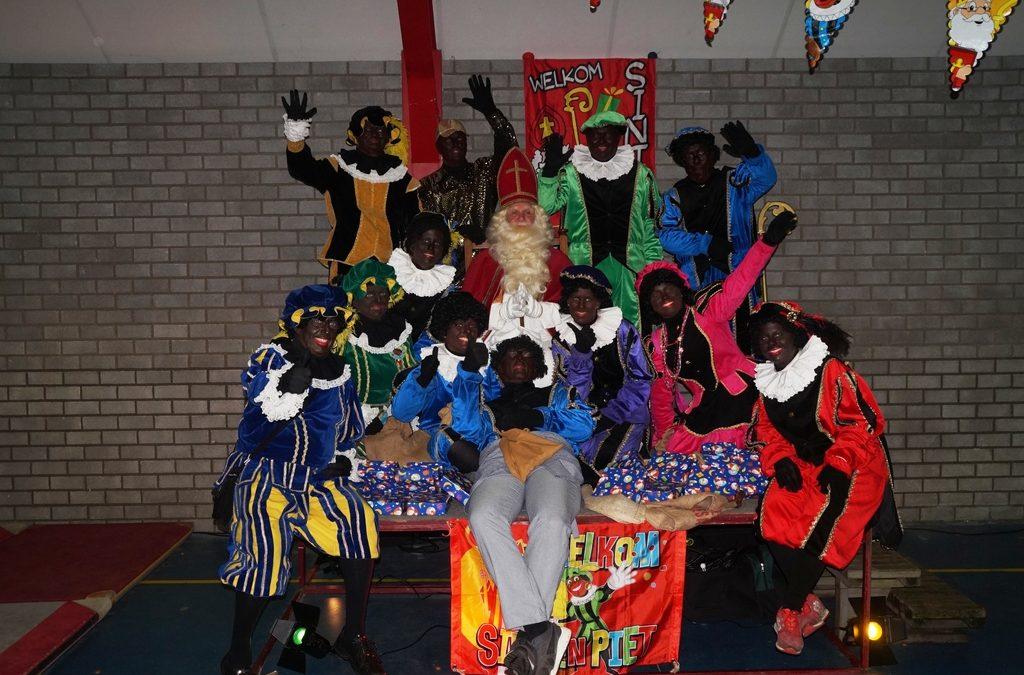 Intocht Sinterklaas America 2017