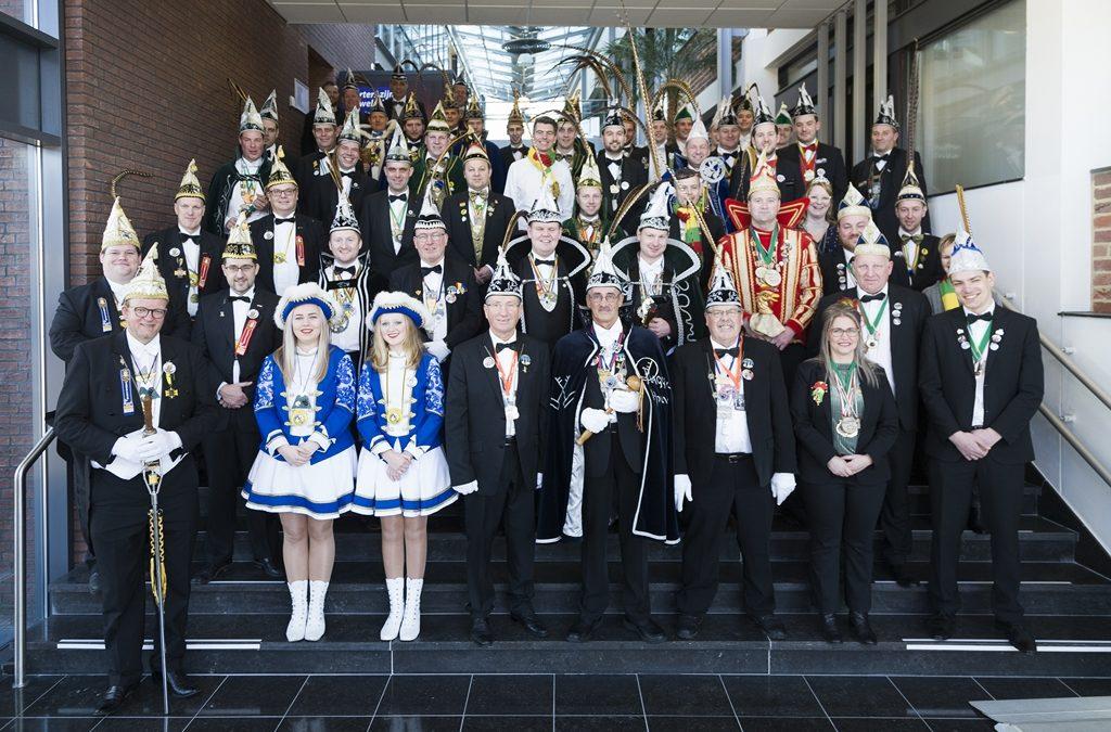 Rabobank Horst-Venray vernoemt spreekkamers naar carnavalsverenigingen