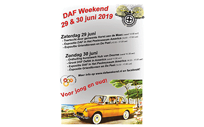 DAF Weekend 2019