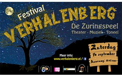 Festival Verhalenberg op De Zuringspeel