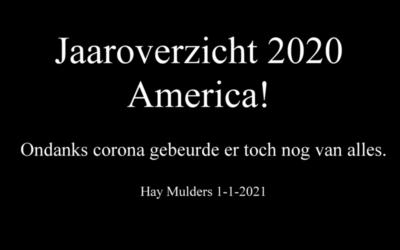 Jaaroverzicht 2020 America