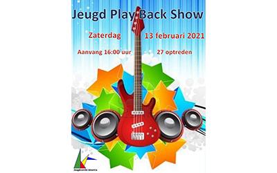 Jeugdplaybackshow 2021 – Online